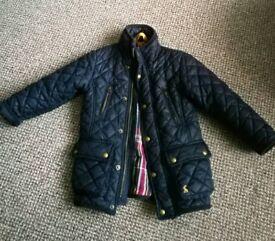 Boys Joules Coat 3 years
