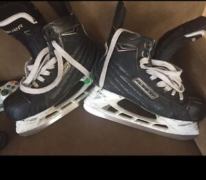 Bauer Nexus Pro Stock Hockey Skates