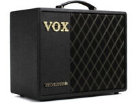 Vox VT20+ and 5 switch pedal