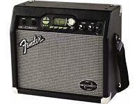Fender G-Dec 15 practice amp