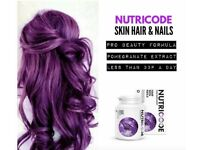 NUTRICODE Hair skin and nails.