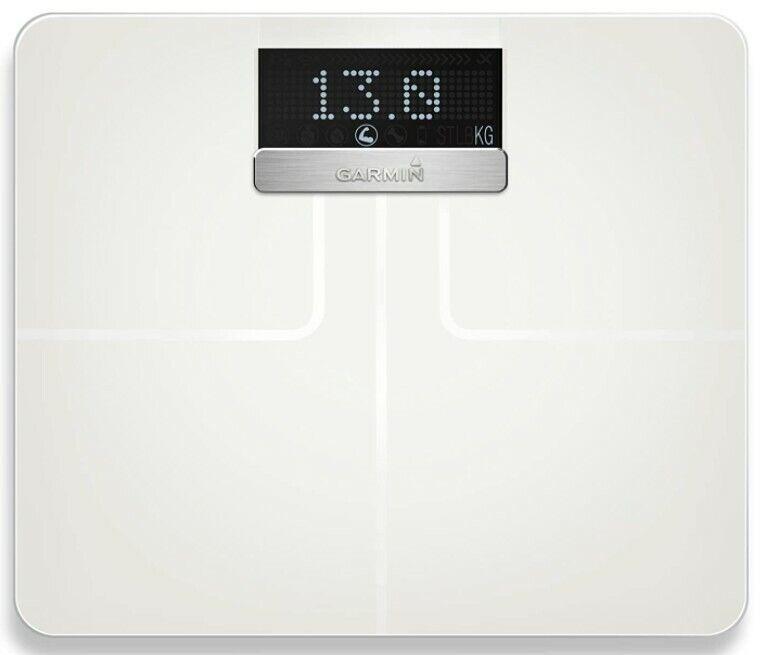 Factory Refurbished Garmin Index Smart Scale - White