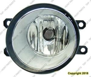 Fog Light Driver Side North American Built High Quality Toyota Venza 2009-2016