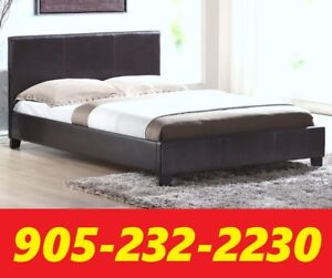 FAUX LEATHER BED STARTING FROM $169.00 LOWEST PRICES GUARANTEDD