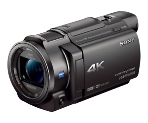 Sony FDR AX33 4K Camcorder