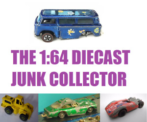 The Diecast 1:64 Junk Collector (Hot Wheels, Matchbox & More)