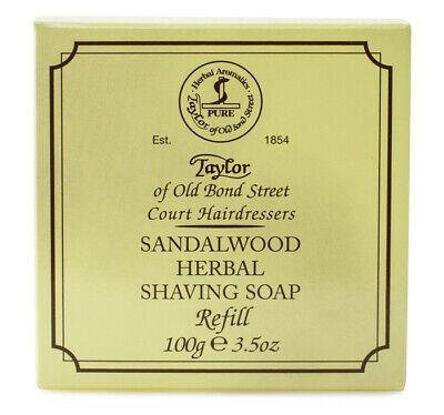 Taylor of Old Bond Street Hard Shaving Soap