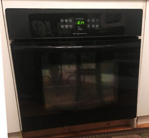 Frigidaire oven and Jenn-Air stove top