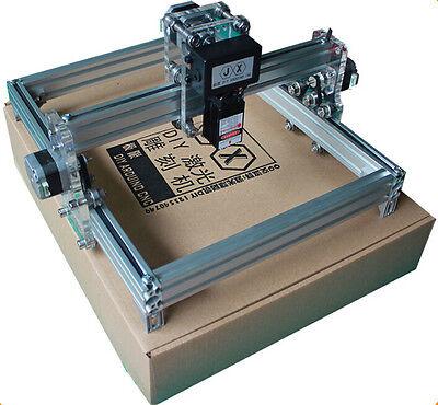 32cm23 Cm 500mw Desktop Cnc Carving Engraving Machine Printer Kit Wood Plastic