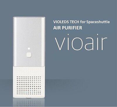 VIO AIR Air Purifier Violeds Tech UV LED Sterilization Hyundai Livart NASA Using