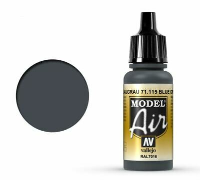 AV Vallejo Model Air 17ml Blue Grey RAL7016
