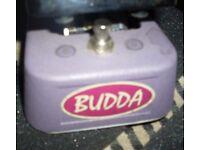Budda wah wah wah pedal USA