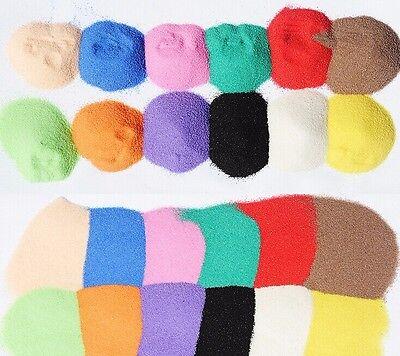 Colored Sand 10oz bag for Unity Sand Ceremony, Wedding, Craft, Arts, Multi - Sand Wedding Ceremony