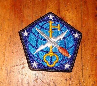 U.S.ARMY PATCH,SSI,  704TH MILITARY INTELLIGENCE BRIGADE