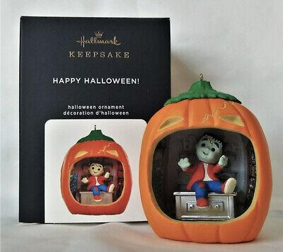 Hallmark Happy Halloween! Keepsake Ornament Decoration 2020