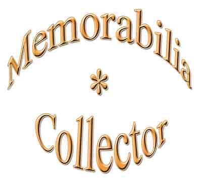 Memorabilia*Collector Shop