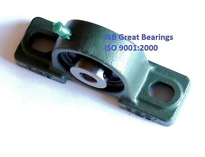 Qty. 1 12 Ucp201-8 Quality Self-align Ucp201 Pillow Block Bearing Ucp 201