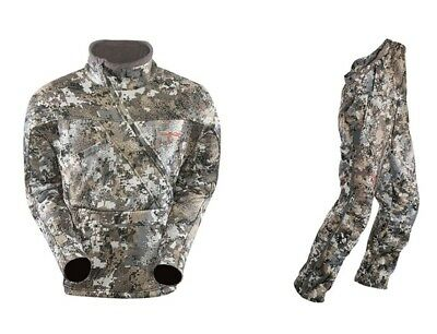 NEW Sitka Gear Fanatic Lite Jacket & Bibs Optifade Elevated II Pick Your Size!
