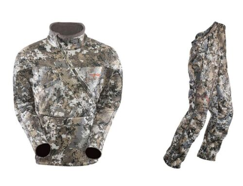 NEW Sitka Gear Fanatic Lite Jacket & Bibs Optifade Elevated II Pick Your Size!