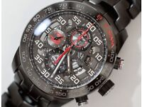 TAG Heuer Carrera SENNA EDITION Mens Automatic Watch