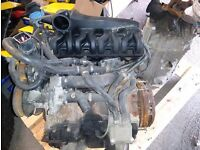 Ford Transit 2.4 Engine & Gearbox