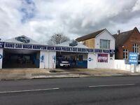HAND CAR WASH looking for Workers in Hampton Wick - Kingston (Car Wash job)