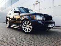 2006 Land Rover Range Rover Sport 2.7 TDV6 HSE
