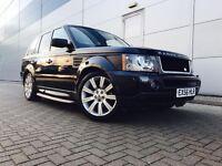 2006 Land Rover Range Rover Sport 2.7 TDV6 no mercedes ml