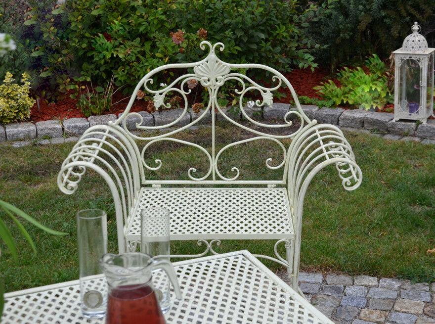 gartenm bel eisen 3 gartenset bistro balkon tisch 2 stuhl. Black Bedroom Furniture Sets. Home Design Ideas