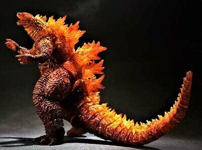 S.H. Monster Arts BURNING GODZILLA 2019 BANDAI USA SELLER!! AWESOME MINT IN BOX!