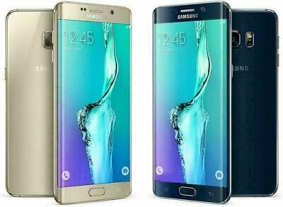 Samsung Galaxy S6 Edge Plus SM-G928 ATT TMOBILE- 32GB - GSM Unlocked 9/10
