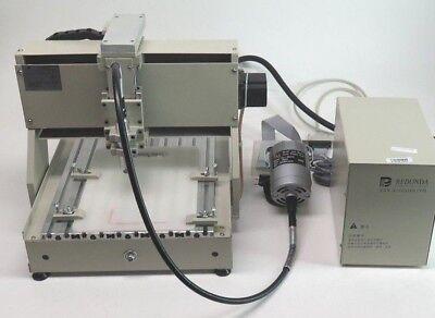 Cnc Pcb Ts-3040c-h80 Engraving Machine W Dongda Control Device 220v 300w