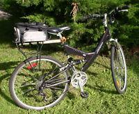 Mikado Lakeshore lady bike / velo femme haut de gamme