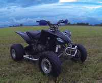 YFZ-450 Special Black Edition