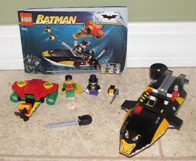 LEGO Batman 7885   Robin