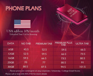 Discounted   Rogers Plans- Barrie
