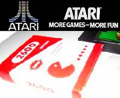 Super 2600 Cartridge ATARI 2600 128 juegos games in 1 VCS vintage modul cartucho comprar usado  Enviando para Brazil