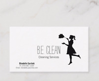 B.E. Clean cleaning services
