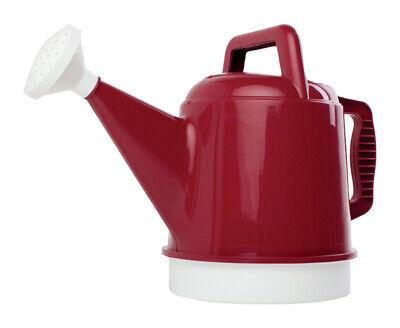 Bloem  Red  2.5 gal. Plastic  Watering Can