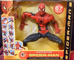 Toy-biz 18 inch Amazing Spider-Man 2 Action Figure