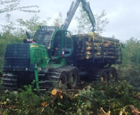 Anyone need a forwarder operator? Have experience
