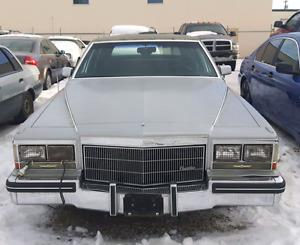 Cadillac 1985 Fleetwood