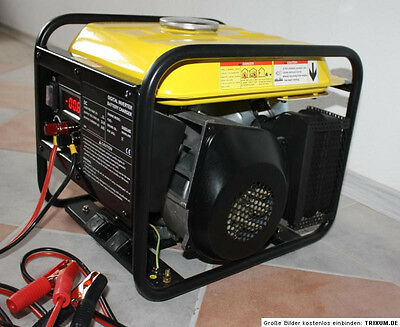 12 V Pro Power Generator Emergency for Camping and Outdoor