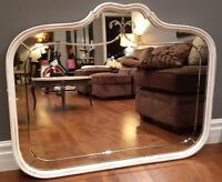 Detailed Princess Shabby Chic Mirror