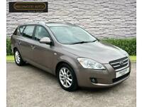 2009 Kia Ceed 1.6 CRDi LS 5dr Estate Diesel Manual
