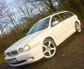 Jaguar X-TYPE 2.2D (155)**Sport Estate**1Owner,FSH,NEW MOT***