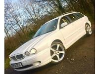 Jaguar X-TYPE 2.2D (155)**Sport Estate**1Owner,FJSH!**