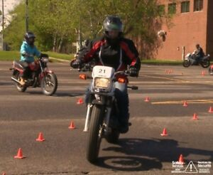 Motorcycle Training Course - 1 weekend - bikes provided!