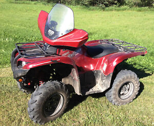 2011 yamaha grizzly 700 fi limited edition *Reduced*