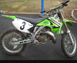 WANTED: 2003-2004 KX 125 STATOR